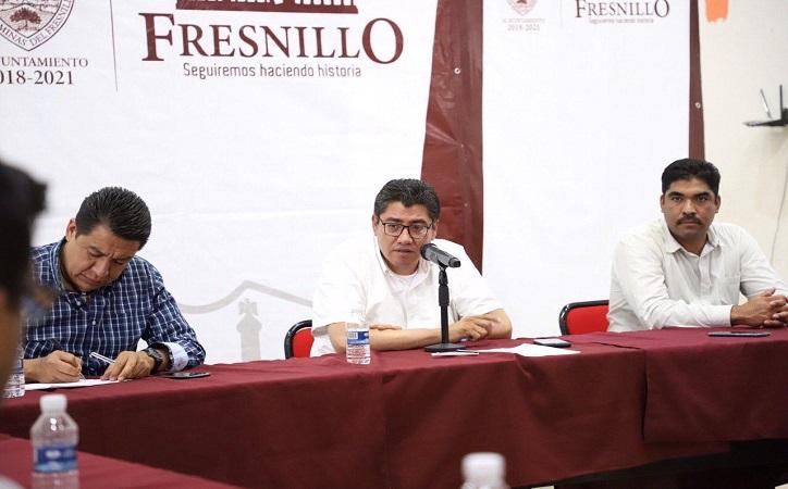 Fresnillo refuerza acciones de prevención contra Covid-19