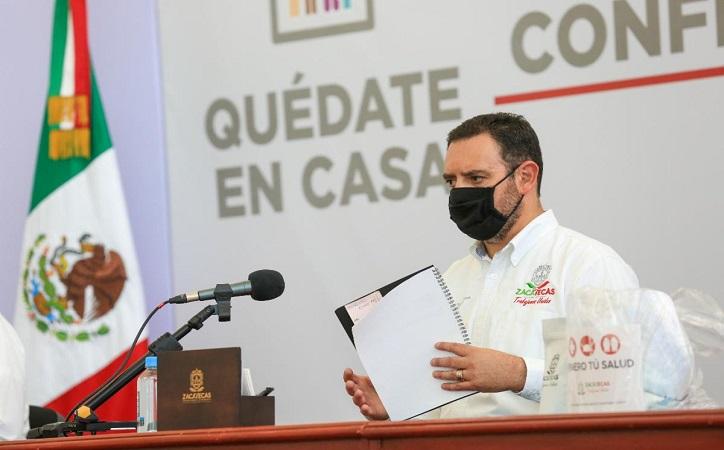 """Lineamientos para """"nueva normalidad"""" en Zacatecas"""