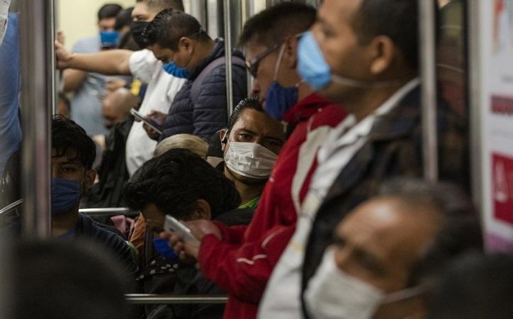 México supera los 200 mil contagios de COVID-19 y las 25 mil defunciones