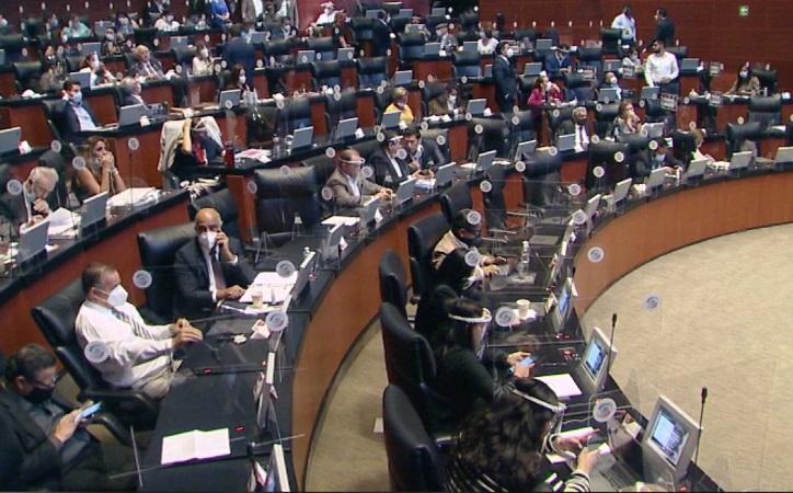 PRD y PES reviven como bancadas en el Senado