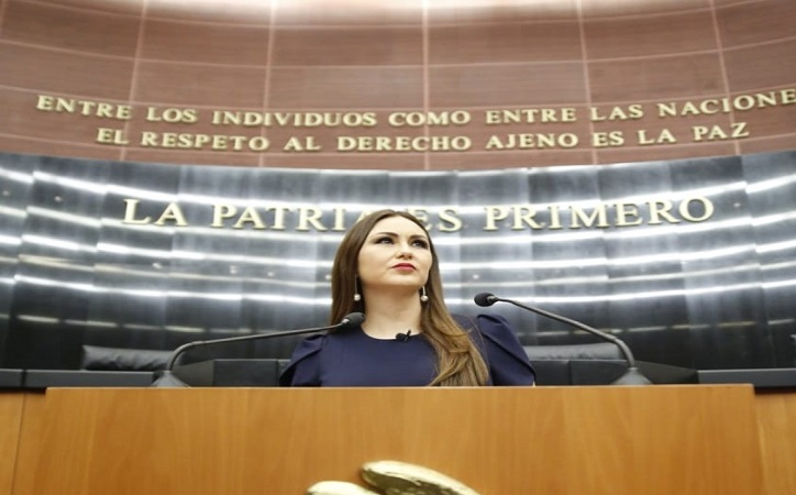 Pide Geovanna Bañuelos que UIF investigue cuentas de Miguel Alonso