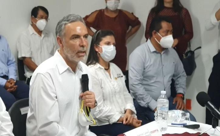La militancia ni la ciudadanía ve bien la alianza con el Verde: Ramírez Cuéllar
