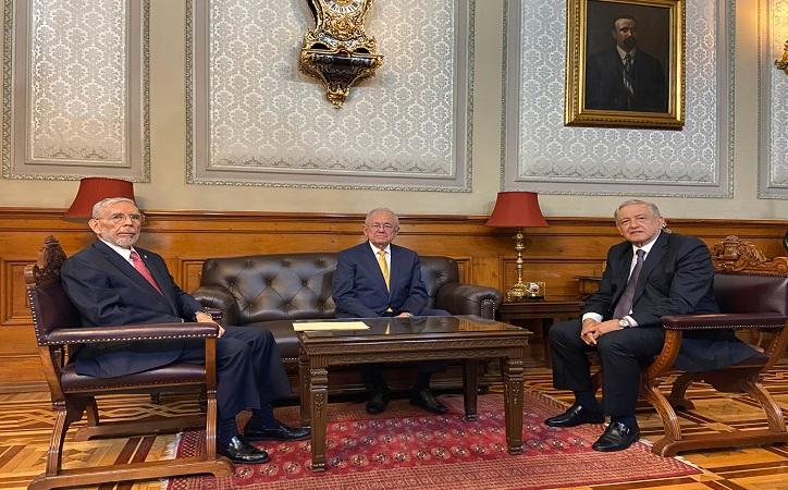 Renuncia Javier Jiménez Espriú a la SCT; confirma diferencias con AMLO