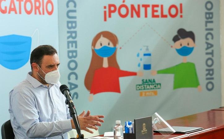 Apoyo del Gobierno Federal necesario para el rescate económico de Zacatecas: Tello