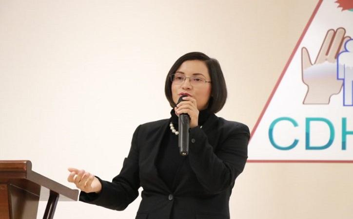 CDHEZ urge al poder legislativo a asignar recursos para el fondo estatal de desaparición