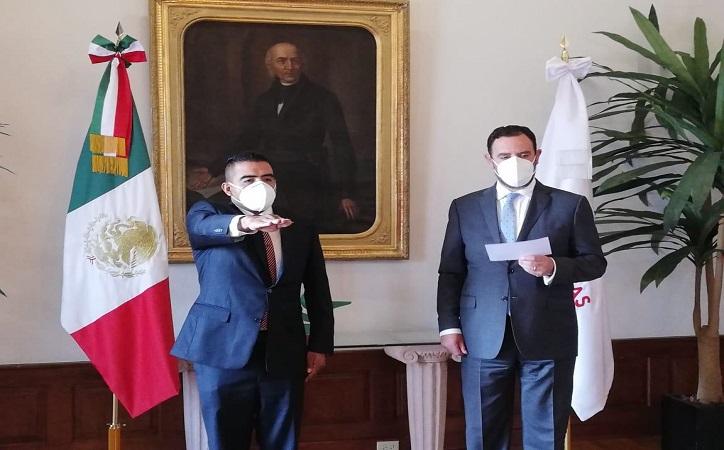 Arturo López Bazán, nuevo Secretario de Seguridad Pública de Zacatecas