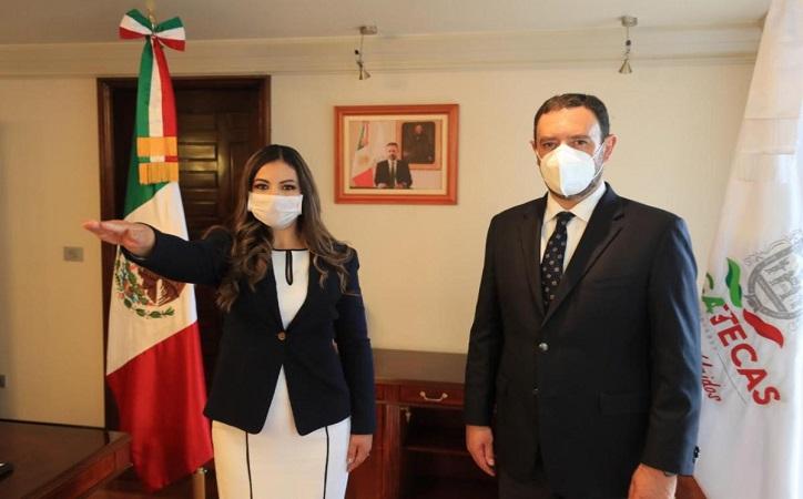 Rinde protesta Lourdes de la Rosa como nueva Secretaria de Educación