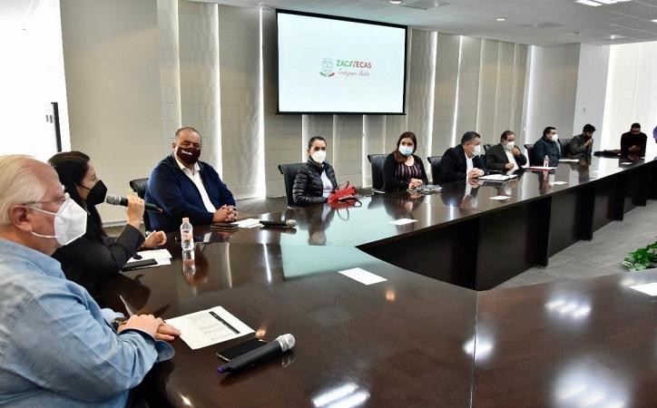 Logra Sefin acuerdo para que municipios regularicen adeudos históricos con el Imss