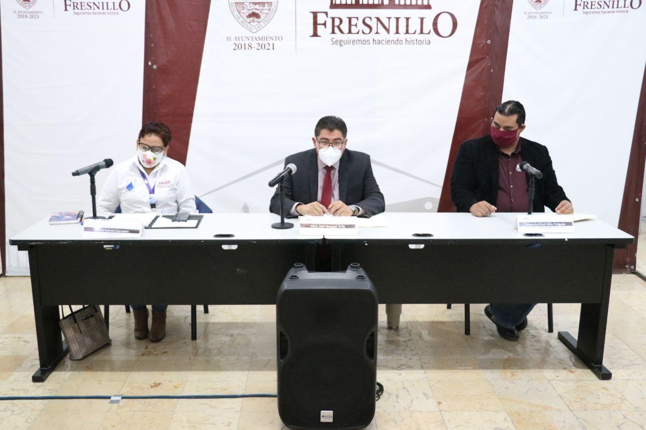 Fresnillo pondrá en marcha un programas de subsidios para el pago del servicio del agua potable