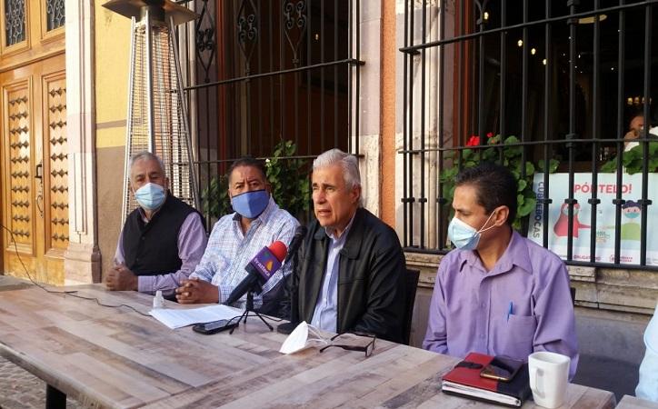 Acusa Narro que gobierno estatal ya se entregó al grupo monrealista