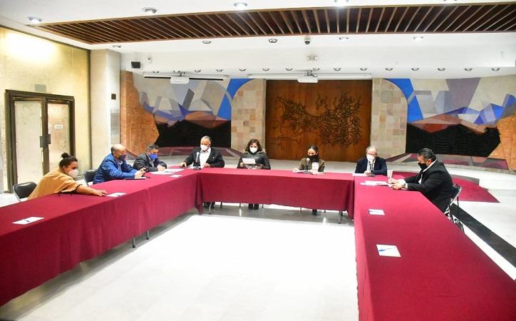 Comisión de Salud aprueba en lo general el dictamen de la nueva ley que regula el uso del cubrebocas