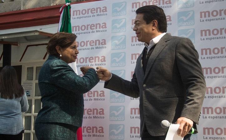 Morena va con Nueva Alianza en 2021