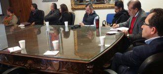 Estrechan comunicación Ayuntamiento de Zacatecas y Policía Federal para fortalecer programas sociales