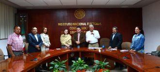 Ni Bonilla, ni MAR; es Raúl Rodríguez quien acompañara a Anaya en la fórmula para el Senado