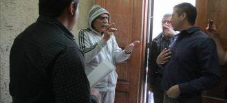 Huelga de hambre en sede estatal de Morena, repudian imposiciones monrealistas [videos]