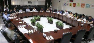 Aprueba Ieez registros cambiados del PRD para integrar ayuntamientos