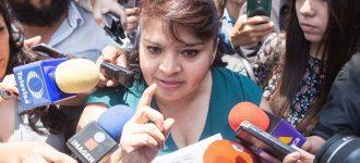 PRI calumnió a Nestora Salgado: INE; le bajan spot