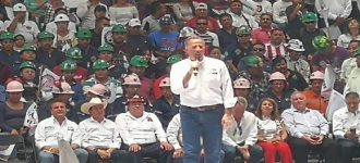 El problema es con AMLO por querer llevar a Nestora y Napoleón al Senado dice Meade en Zacatecas