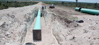 Ejidatarios toman gasoducto en Fresnillo, acusan pago raquítico por uso de tierras, corrupción y destrucción ambiental