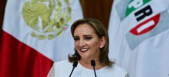 Ruiz Massieu, candidata única a presidencia nacional del PRI