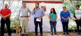 Busca Ulises Mejía convertir al CACF en Unidad de Protección y de Bienestar Animal