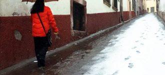 Presenta Godezac programa especial de protección civil por temporada invernal