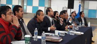 SPAUAZ decide acciones ante incertidumbre de pago de prestaciones; se manifestará en el Congreso local