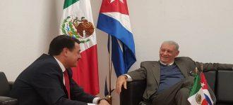 Embajador de Cuba visitaría Zacatecas