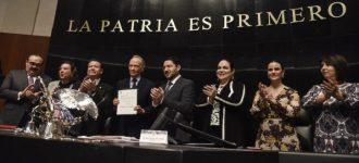 Morena nombra a Gertz Manero como nuevo Fiscal General de la República
