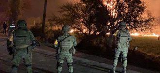 67 muertos por explosión de ducto en Hidalgo