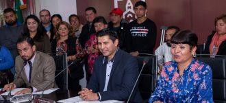 Regresa Julio César Chávez a la presidencia de Guadalupe
