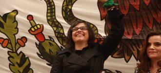 Mara Muñoz, premio doble