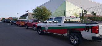 Resguardan a migrantes en Unidad Deportiva Colinas del Padre sin informar