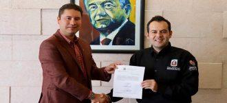 Iván de Santiago, nuevo secretario de gobierno del ayuntamiento capitalino