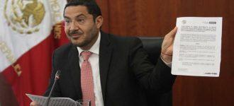 Batres impugnará elección de presidencia del Senado