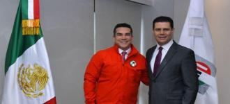 Nombran a Miguel Alonso como secretario adjunto del PRI nacional