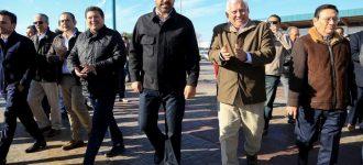 Villalobos, Tello y Bonilla ponen en operación Segalmex