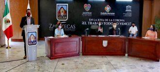 """Ayuntamiento capitalino anuncia estrategias ante """"nueva normalidad"""""""