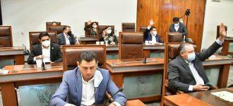 Brote de Covid-19 en el Congreso de Zacatecas, suspenden actividades