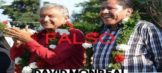 No hay candidato en Morena, circula información errónea