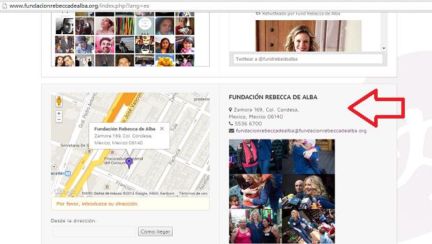 Fundación Rebeca de Alba