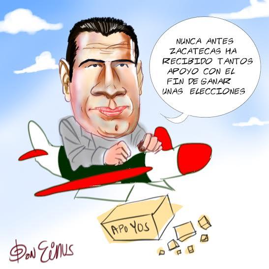 Caricatura PM 260115
