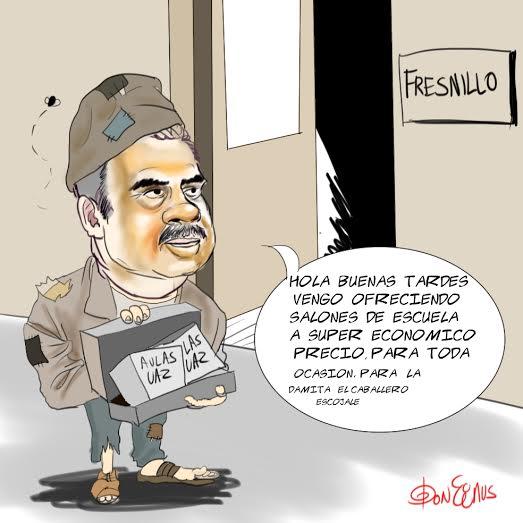 Caricatura PM 100215